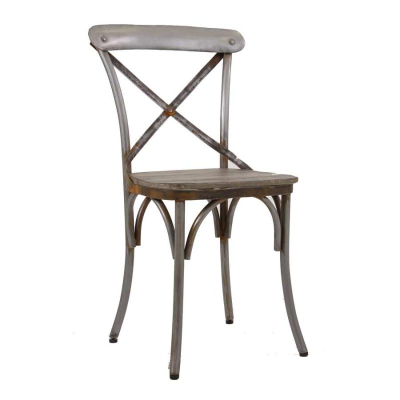 Confectionner une housse de chaise petite housse de for Chaise guest house