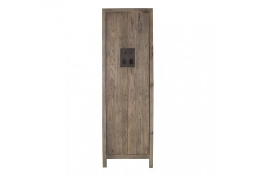 Armoire Chinoise 2 portes en orme brut Vical home 27891