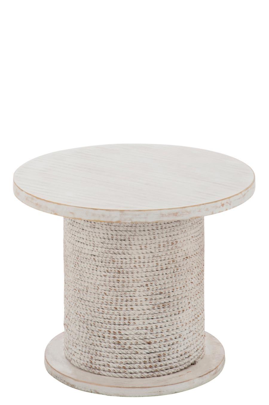 Basse J Line 60x60x49cm Jolipa Table By Bois BlancCorde Bobine cS3Aq5jL4R