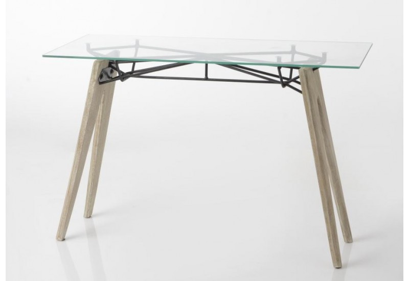 Console contemporaine 110 cm Structural