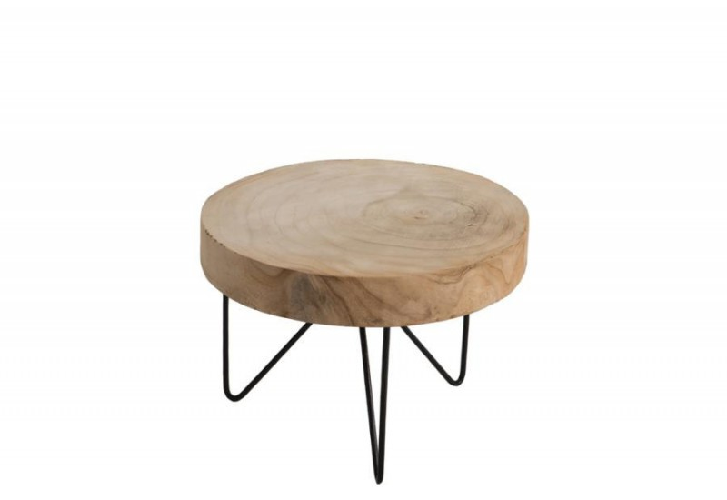 Table Dappoint Bois Naturel