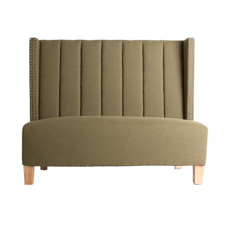 Canapé de mur original Kaki WURZEN