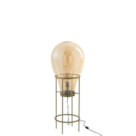 Lampe mongolfière