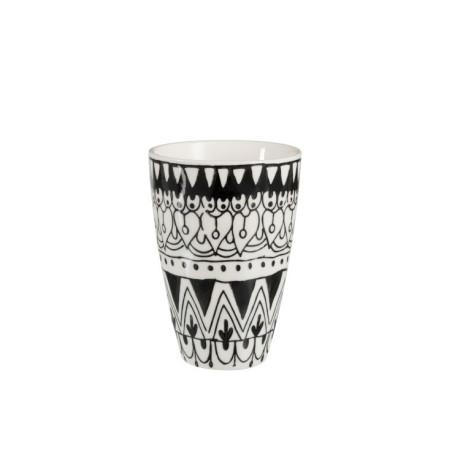 Mug Boho Ceramique noir