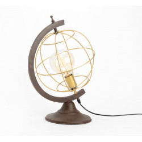 Lampe Globe métal Amadeus