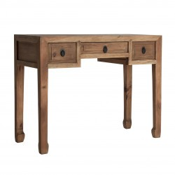 Bureau Ortisei bois naturel Vical home