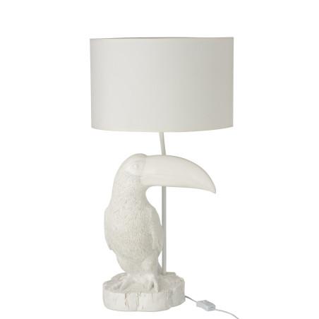 Lampe Toucan blanc Jolipa