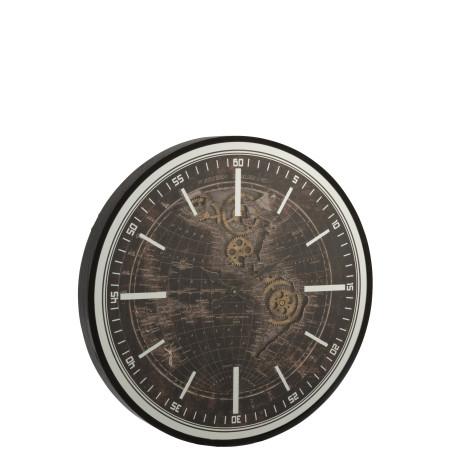 Horloge Mappemonde Jolipa